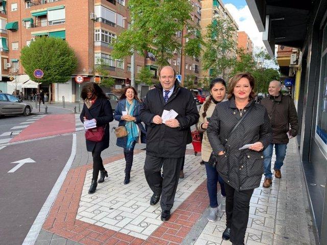 Granada.- 26M.- PP propone mejorar la iluminación con tecnología LED en barrios, plazas y monumentos