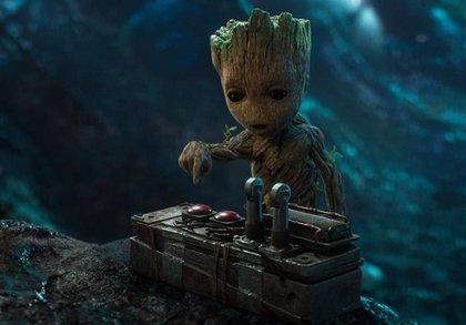 Los Russo revelan qué dice Groot al final de Vengadores: Endgame