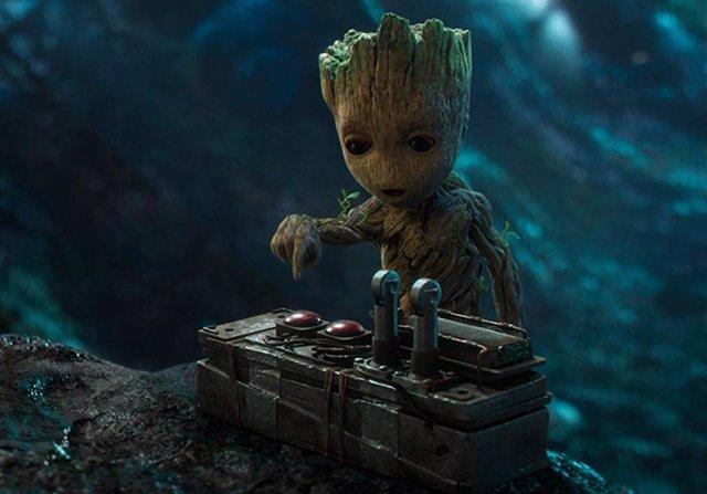 Los hermanos Russo revelan qué dice Groot al final de Vengadores: Endgame