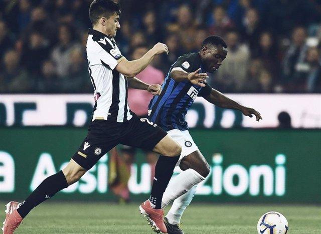 Fútbol/Calcio.- (Crónica) El Inter, seco en el tercer puesto mientras la Spal sella la permanencia con goleada