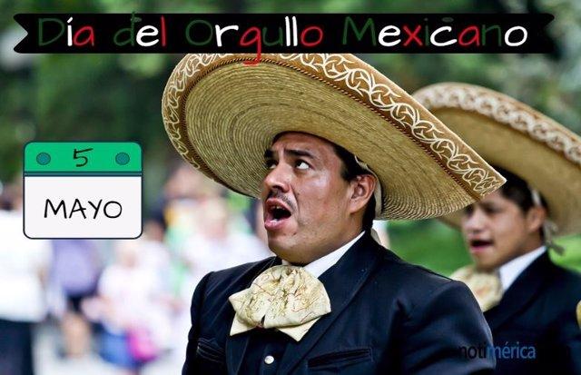 5 De Mayo: Día Del Orgullo Mexicano,
