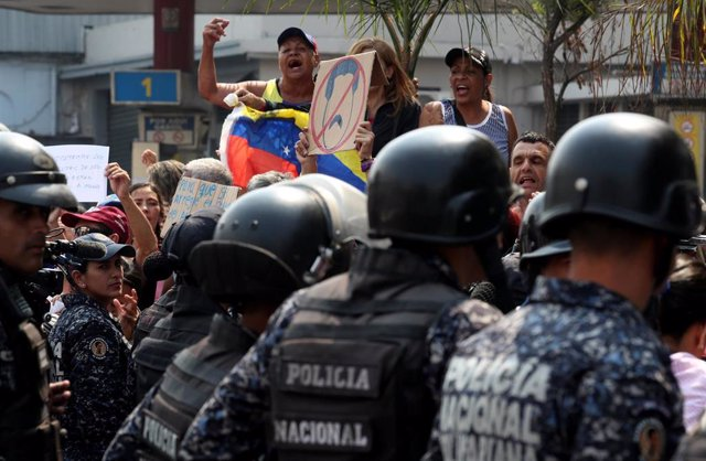 Venezuela.- Maduro designa a un nuevo jefe de la Policía Nacional Bolivariana en medio de las convulsiones internas