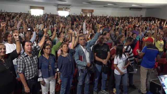 Venezuela.- El chavismo realiza unas jornadas para 'rectificar' la revolución bolivariana
