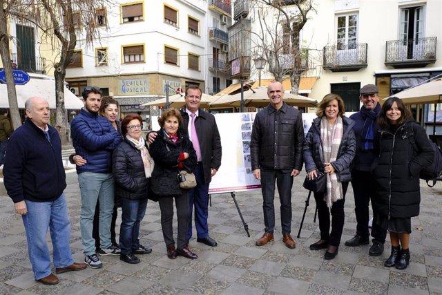 Sevilla.- El Ayuntamiento inicia la reurbanización de San Julián y calle Baños con un coste de 1,6 millones