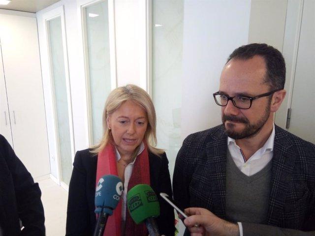 """26M.- """"Los únicos que le ven alguna ventaja a la oficialidad son los que viven del asturiano"""", dice Blanco (Vox)"""