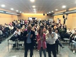 26M.- Cerca De 150 Asisten A A La Presentación De Candidata Socialista A La Alcaldía De Campanet, Rosa María Bestard