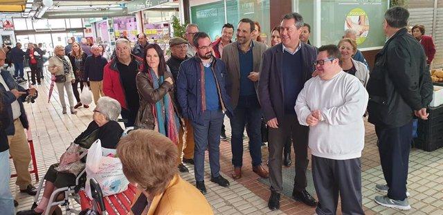 Sevilla.-26M.- Espadas anuncia nuevos proyectos para el Tiro de Línea y destaca los realizados con más de 3,5 millones