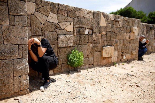 O.Próximo.- Al menos tres israelíes heridos, uno crítico, al estallar un cohete palestino en una fábrica de Ashkelon