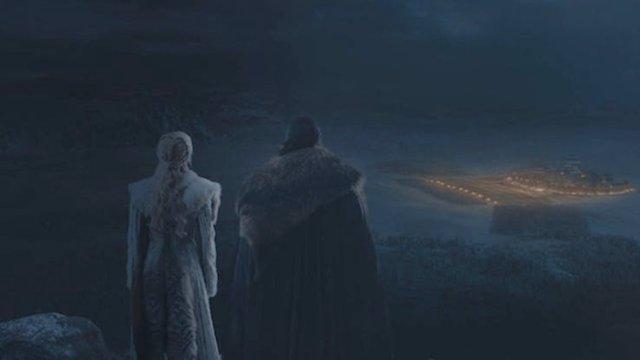 """Daenerys y Jon Snow prometen que el final de Juego de Tronos será """"más grande"""" que la Batalla de Invernalia"""