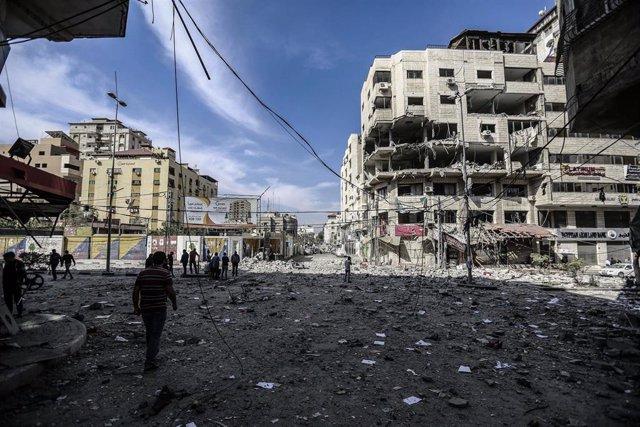Israel-Gaza fighting