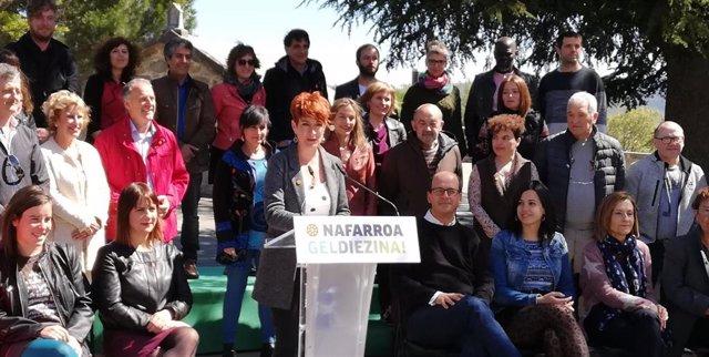 """26M.- EH Bildu Aspira A """"Tener Una Capacidad De Incidencia Directa En El Gobierno"""" Tras Las Elecciones Forales"""