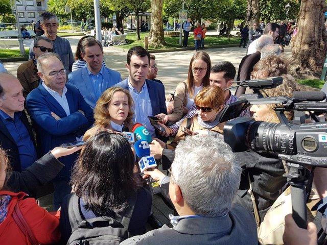 """Nadia Calviño cree que en España """"hay un margen"""" para aumentar impuestos: """"Queremos proteger el Estado de Bienestar"""""""