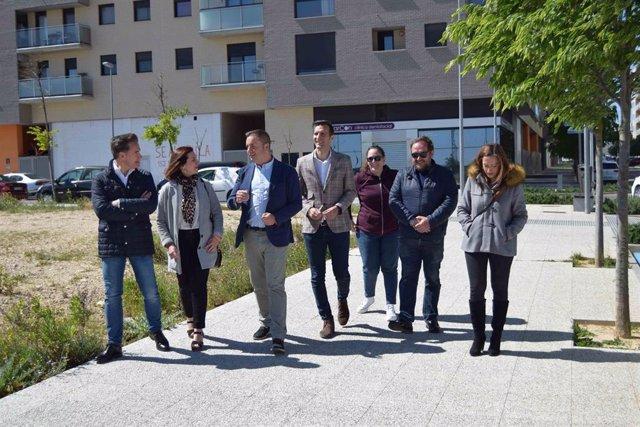 Zaragoza.- Sara Fernández (Cs) apuesta por incrementar las escuelas infantiles municipales en barrios con alta demanda
