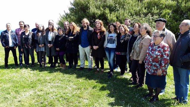 """26M.- Lorena Gil: """"Solamente Podemos Asturies Puede Traer El Cambio Importante Que Necesita Esta Tierra"""""""