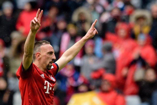 Germany Bundesliga - Bayern Munich vs Hannover 96