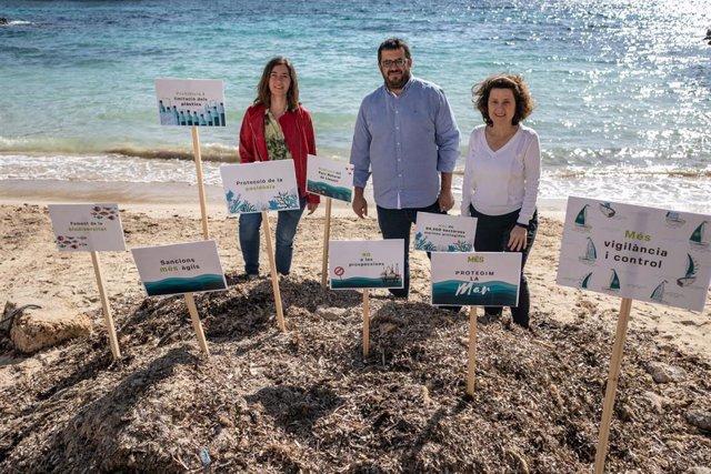 26M.- MÉS Propone La Reutilización De Envases Y Mejora De Alcantarillados Municipales Para Proteger El Mar Balear