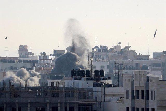 O.Próximo.- El Gobierno de Gaza eleva a 22 el número de muertos por los ataques israelíes