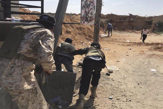 """Libia.- El CICR alerta de que algunas zonas residenciales de Trípoli se están convirtiendo en """"campos de batalla"""""""