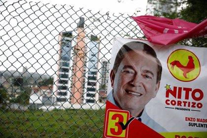 Cortizo encabeza por un estrecho margen los resultados preliminares de las elecciones presidenciales en Panamá