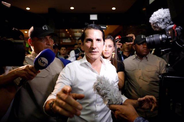Panamá.- El candidato de centroderecha Rómulo Roux asegura que no reconocerá los resultados de las presidenciales