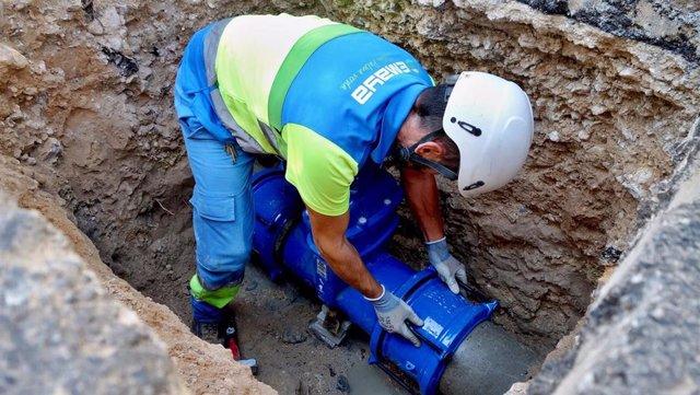 Emaya aprova projectes de renovació de la xarxa d'aigua potable i clavegueram a el Coll, El Molinar i s'Arenal