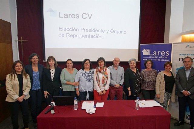 COMUNICADO: Nueva Presidencia y Órgano de Representación de Lares Comunidad Valenciana