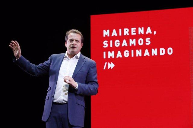 Sevilla.- 26M.- Conde propone conectar los barrios de Mairena con el metro y un centro de desarrollo en el colegio mayor