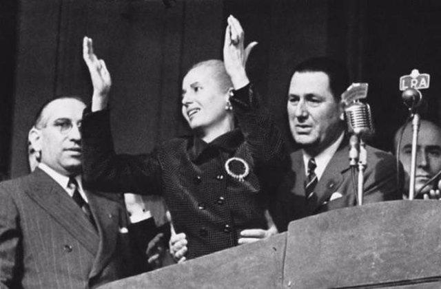 """Cristina Álvarez, sobrina nieta de Evita: """"Era una revolucionaria, una mujer que quería cambiar el orden establecido"""""""