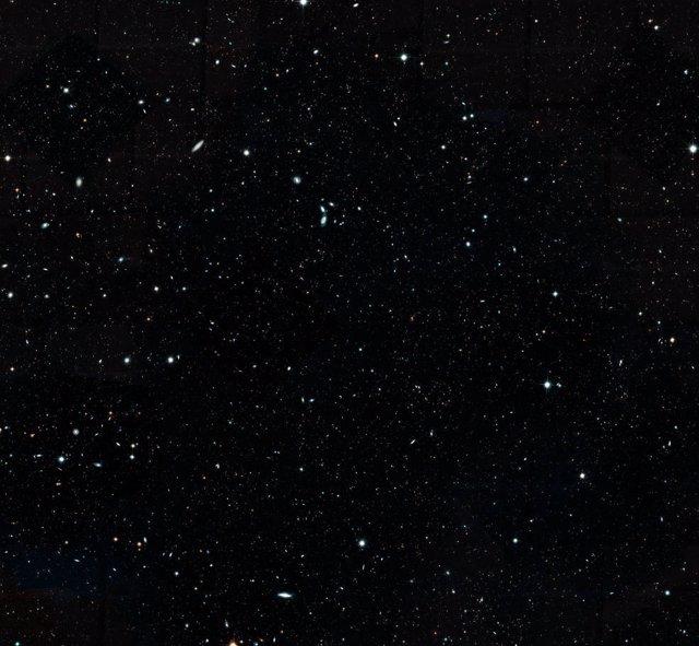 La imagen definitiva del telescopio Hubble contiene 265.000 galaxias