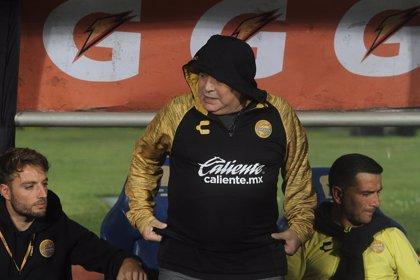 El Dorados mexicano de Maradona no logra el ascenso a primera división