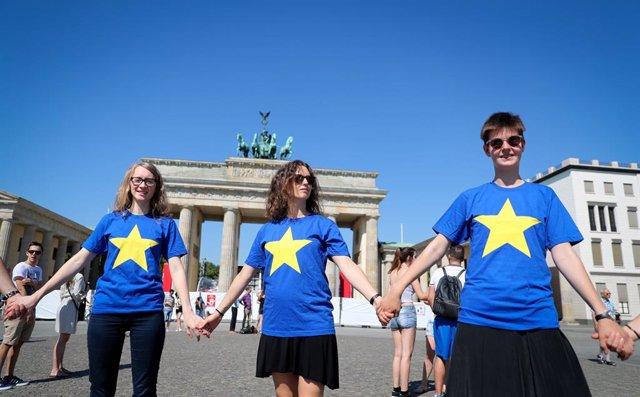 COMUNICADO: Servicio de comunicación EUrVote: Nuevo paquete temático: 'El futuro de la UE'