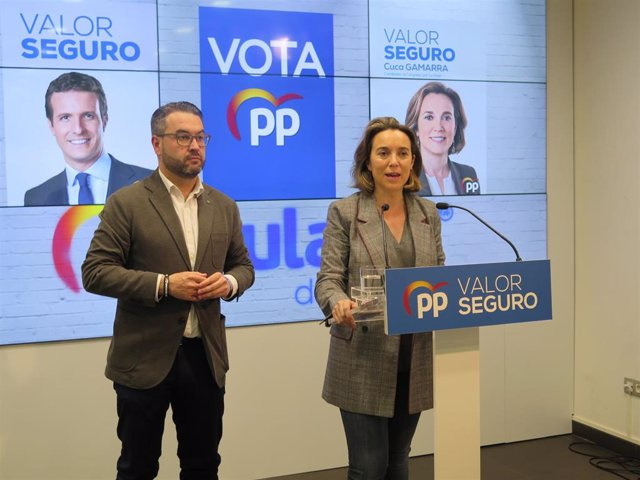 """28A.- """"El PP Popular es un valor seguro para la agricultura, la ganadería y el medio rural frente a la amenaza del PSOE"""""""