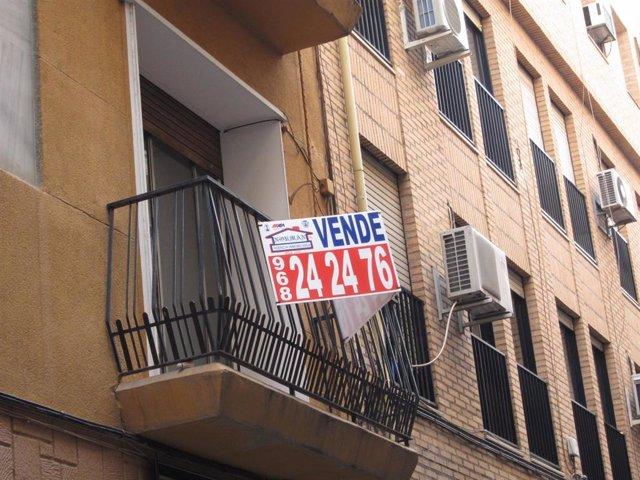 La vivienda sube un 0,9% en abril en Murcia, según idealista