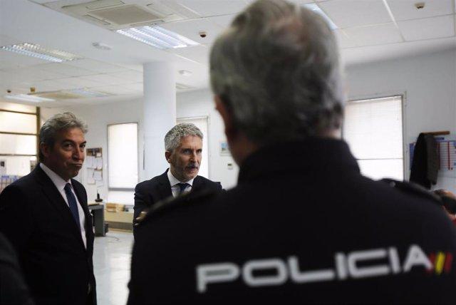 """Marlaska demana """"responsabilitats polítiques"""" després del robatori d'un telèfon amb informació sobre Pablo Iglesias"""