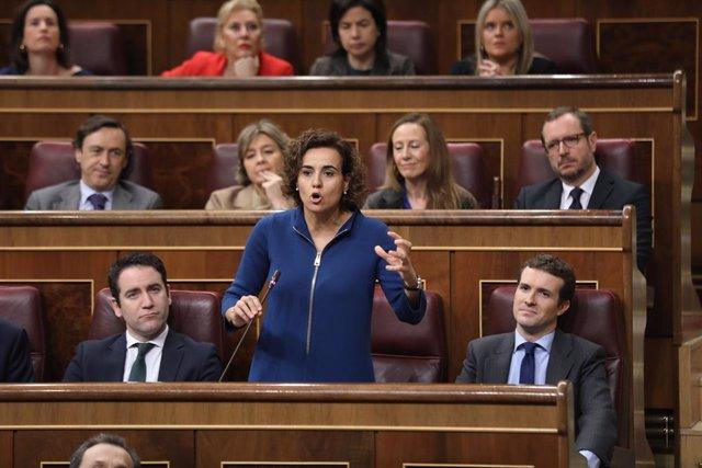 """El PP no descarta anar als tribunals per frenar l'ús de Sánchez de la Diputació Permanent """"per fer la seua campanya"""""""