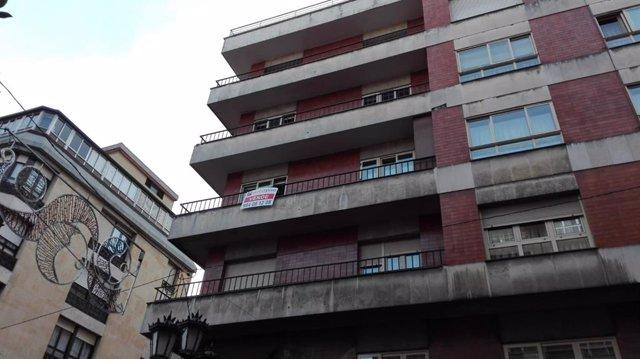 La vivienda de segunda mano en La Rioja en 2007 era un 53,2% más cara que en 2018