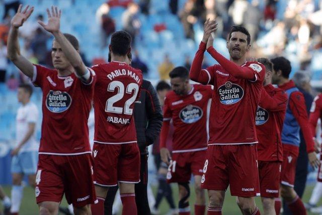 Fútbol/Liga 123.- (Crónica) Un día de pocos goles sitúa al Dépor en puestos de 'play-off'
