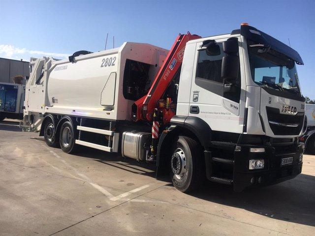 Málaga.- Limasa pone en funcionamiento a partir de este lunes parte de su nueva maquinaria
