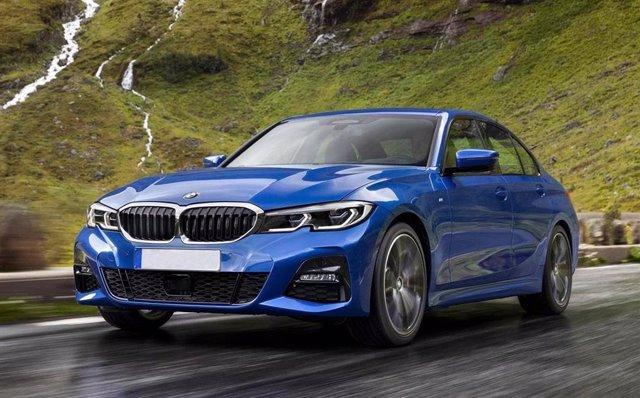Economía/Motor.- BMW y su modelo Serie 3, los más valorados en Internet en abril, según GEOM Index