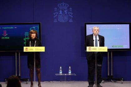 Trabajo dice que el incremento de los salarios es un síntoma de que España está saliendo de la crisis