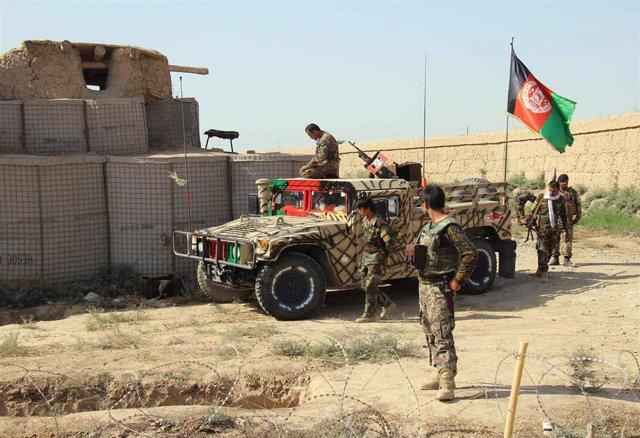 Afganistán.- Afganistán anuncia la muerte de 45 presuntos talibán en operaciones en el país