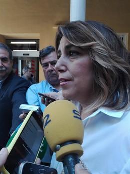 """Granada.- Paro.- Díaz espera que el Gobierno andaluz """"no quiera apuntarse"""" de """"manera frívola"""" los datos de empleo"""