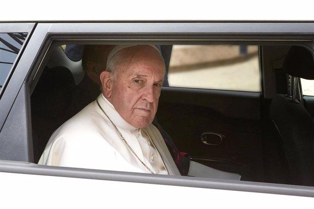 Pope Francis in Bulgaria