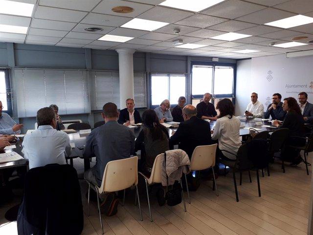 """Constitueixen un òrgan consultiu i de debat per definir el model de ciutat de Palma com a """"pla estratègic"""""""