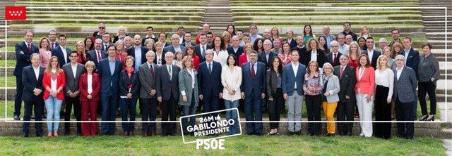26M.- Gabilondo Presenta Oficialmente Su Lista Que Combina Renovación Y Continuidad De Pesos Pesados En La Asamblea