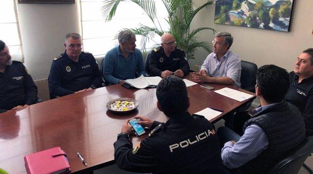 Málaga.- Ayuntamiento de Estepona coordina un dispositivo de búsqueda de un hombre de 69 años desaparecido este domingo