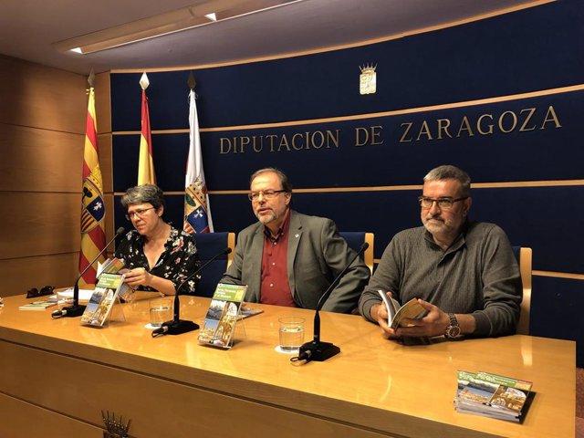 """Zaragoza.- La DPZ descubre los """"tesoros"""" de Borja, Tarazona, Veruela y el Moncayo en una nueva guía turística"""