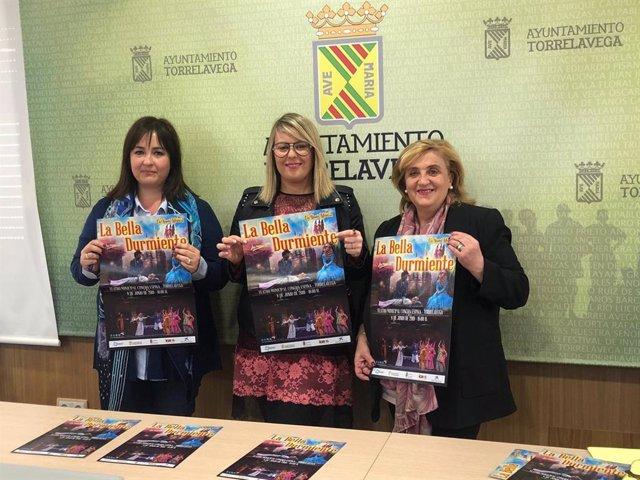 Torrelavega.- El TMCE acoge el musical solidario 'La bella durmiente' a favor de AMAT