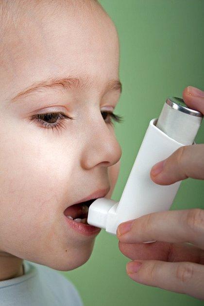 El 10% de los niños en edad escolar tiene asma