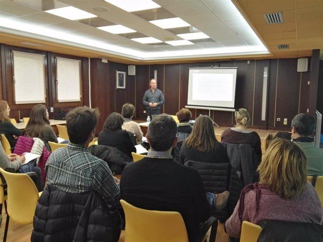 Un total de 386 personas se benefician de la colaboración entre Cámara de Comercio de Huesca y Comarca de la Jacetania
